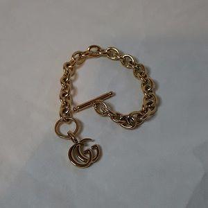 Gucci Logo Bracelet